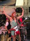 GRACE POTTER AT TARGHEE FEST 2008
